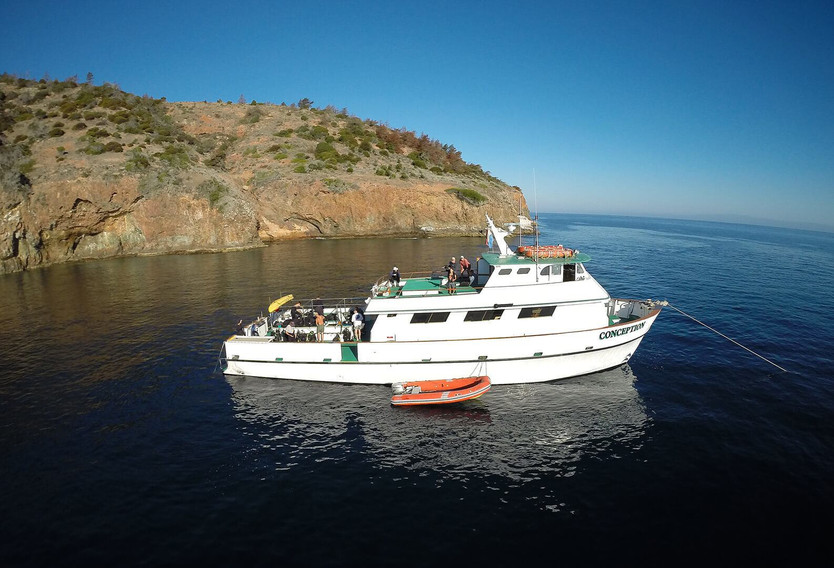 Relief for Families of Conception Dive Boat Tragedy
