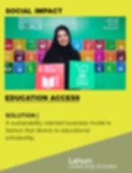 Innovate4Good's Shortlisted ChangeMake | Heroes of Hope