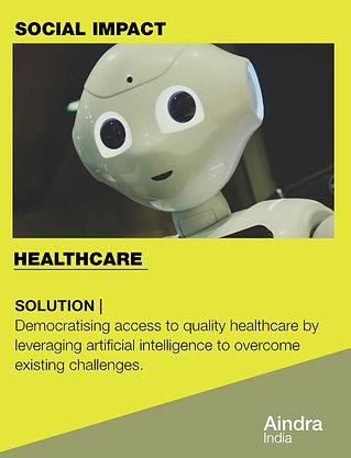 I4G Changemaker 2020 Aindra