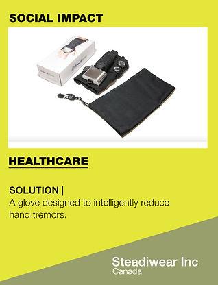 I4G ChangeMaker 2020 Steadiwear Inc