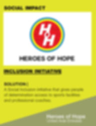 I4G ChangeMaker 2020 Inclusion Initiativ