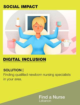 I4G ChangeMaker 2020 Find a Nurse