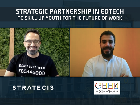 Strategic Partnership in EdTech to Skill-Up Youth for the Future of Work