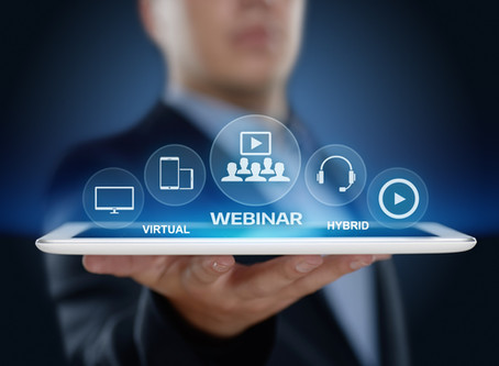 15 Tips to Master Your Webinar Management