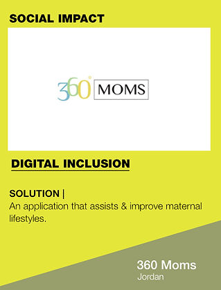 Innovate4Good's Shortlisted ChangeMake | 360 Moms