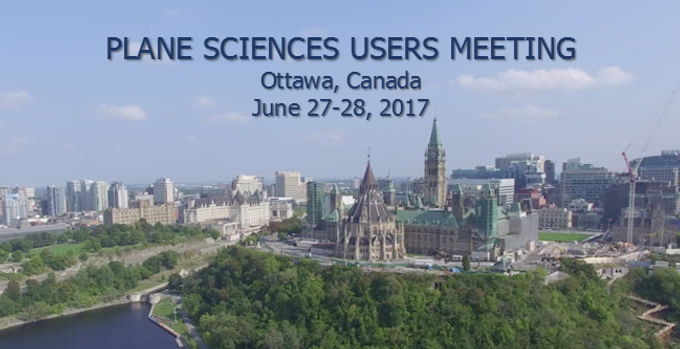 Plane Sciences Spring 2017 Users Conference