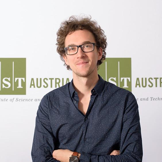Dr. Edouard Hannezo (IST, Austria)
