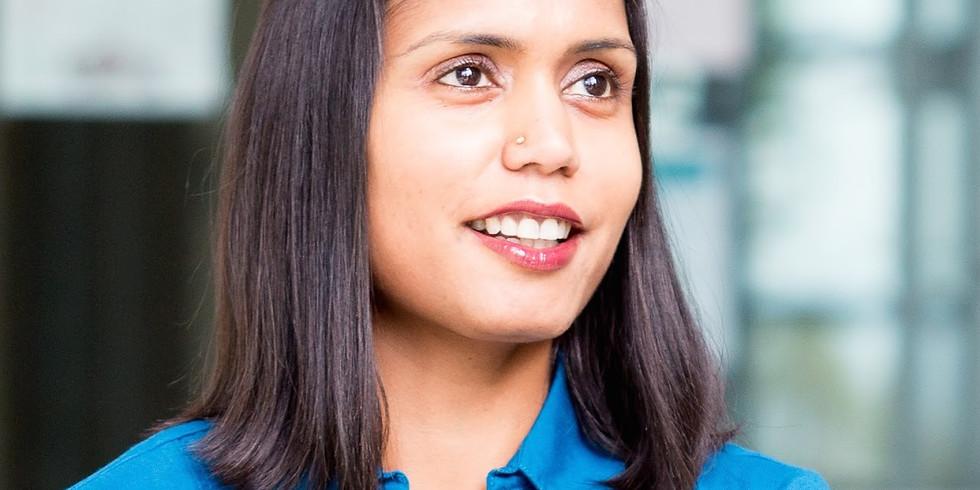 Dr. Padmini Rangamani (UCSD)