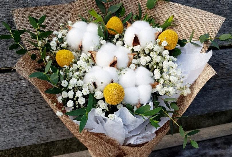 (DF01) Rustic - Dried Flowers