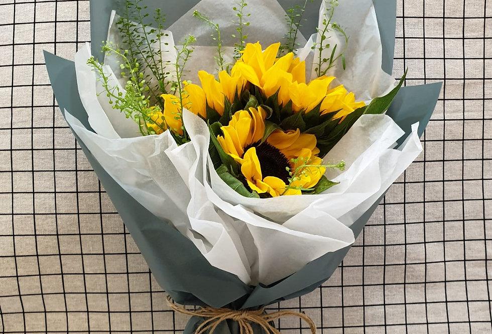 (SF03) Summer - Sunflower