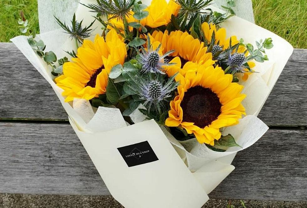 (SF04) Sunny - Sunflower
