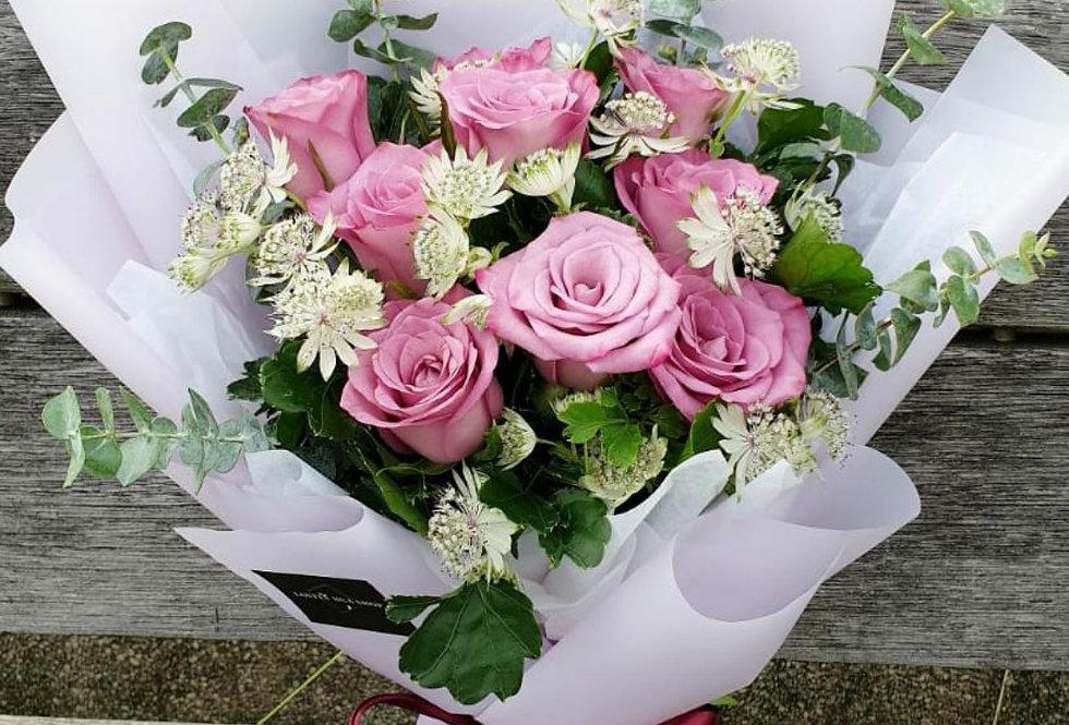(R11) Purplish - Roses