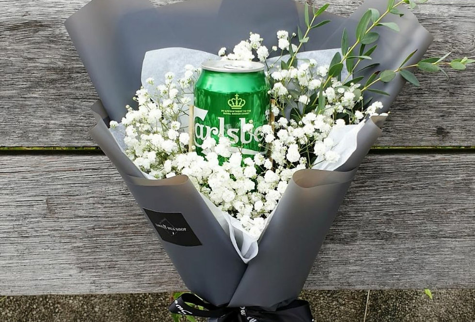 Beer Bouquet