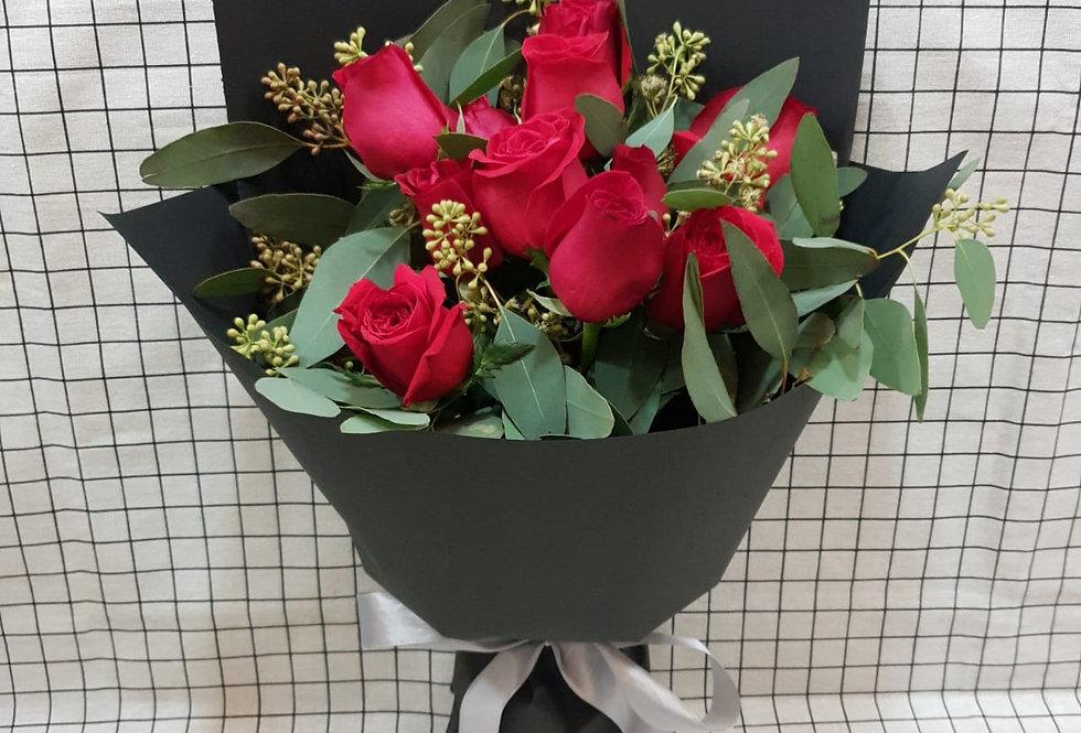 (R07) Fiery - Roses