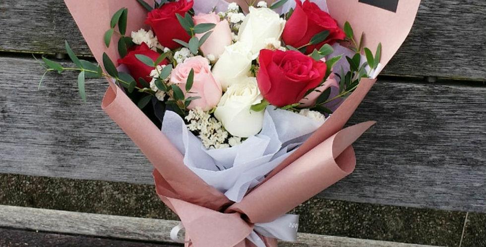 (R36) Queen of My Heart - Roses