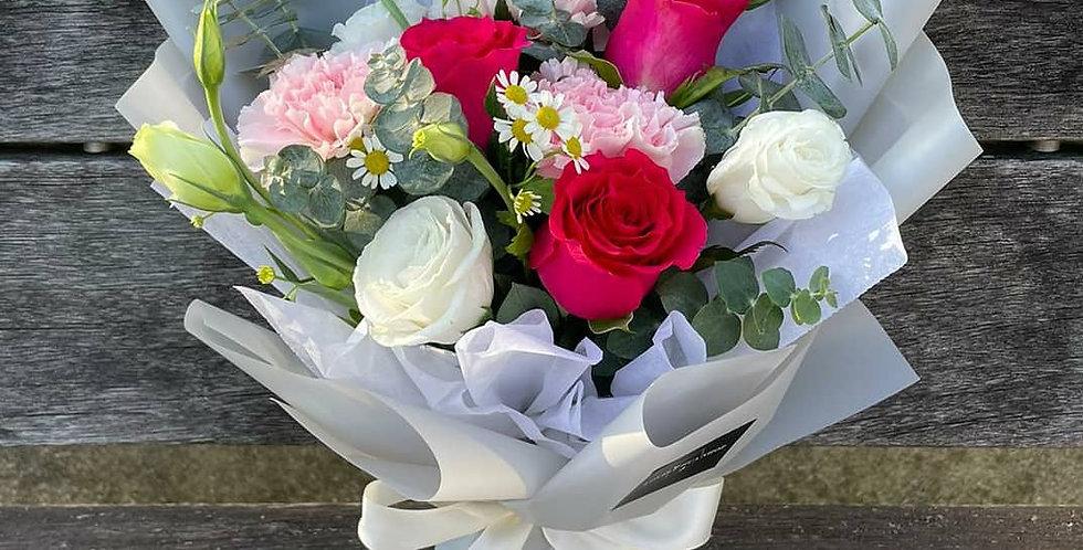 (R37)  - Roses & Carnations