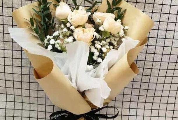 (MR01) Misty - Mini Roses