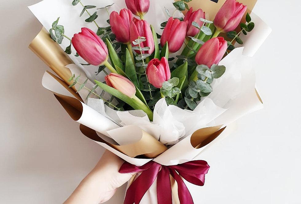 (T04) Wonder - Tulips