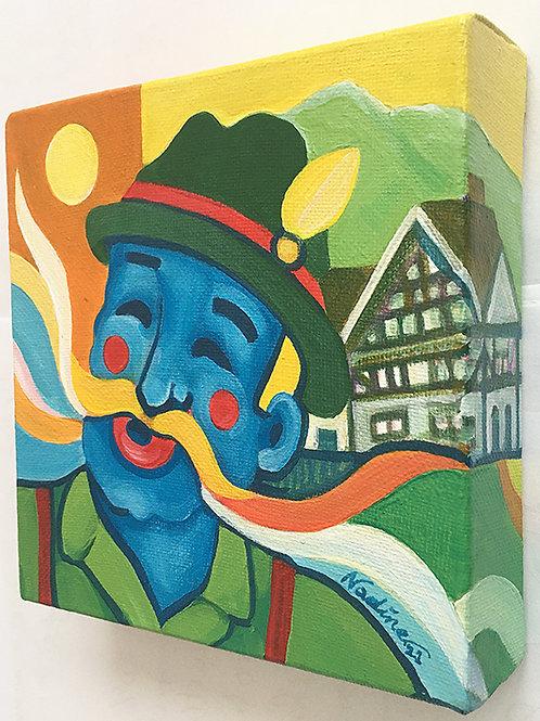 Bavarian Yodeler