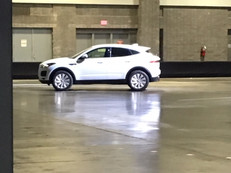 E-Pace on Display