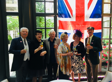 A Jaguar Owners' Royal Wedding Celebration