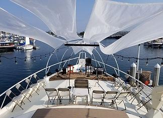 Osprey San Diego Misson Bay Yacht Boat Charter