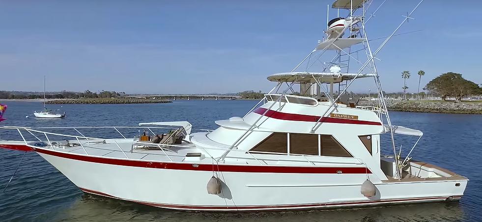 Osprey62 Yacht Charters San Diego Mission Bay Privte