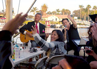 Private Concerts on a Yacht Charter San Diego Mission Bay