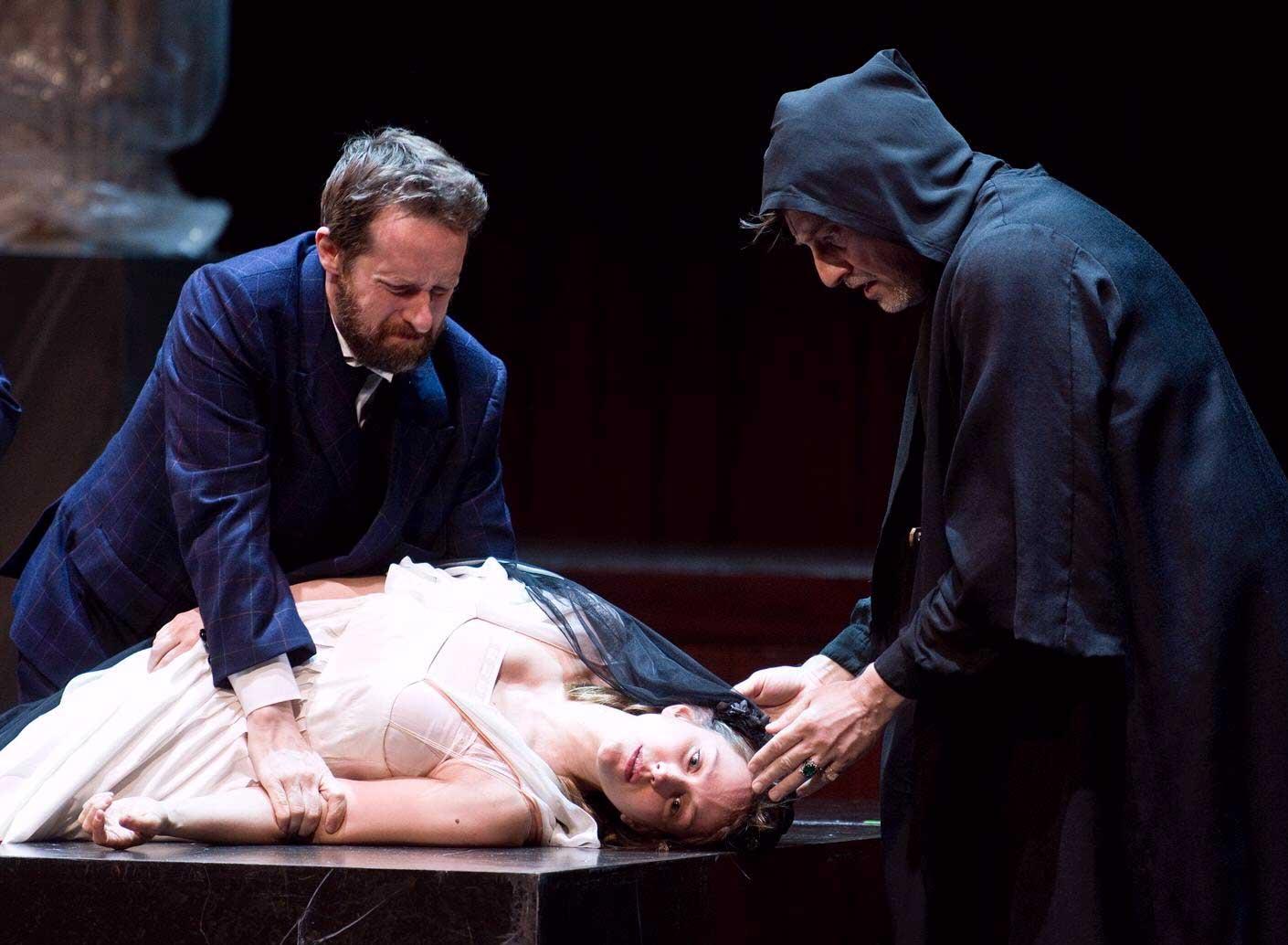 Roméo et Juliette Fondation Gulbenk