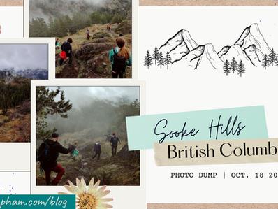 Exploring Sooke Hills