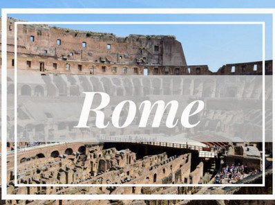 The Ultimate Guide to Rome, Italy