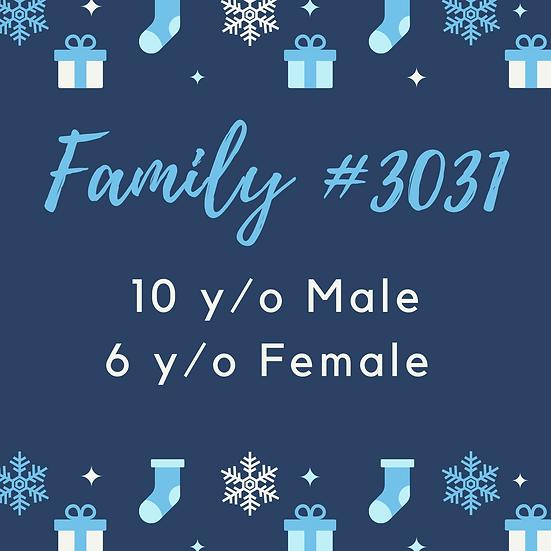 Family #3031