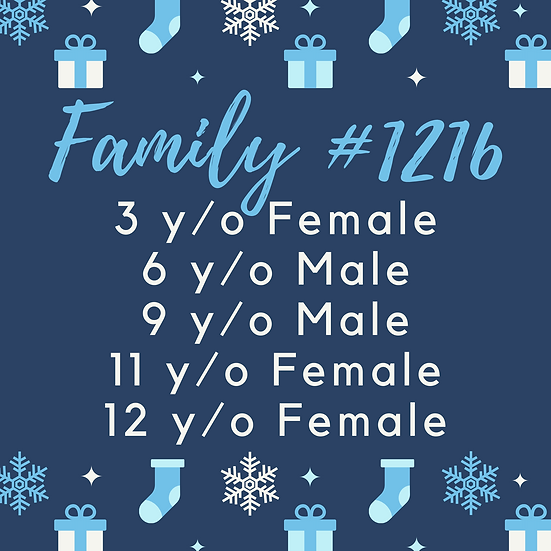 Family #1216