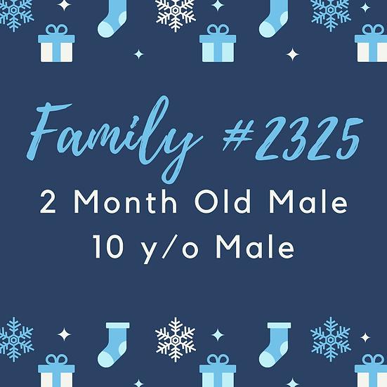 Family #2325