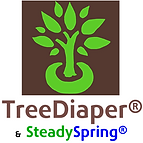 treediaper logo 3in sq_with steadspring_