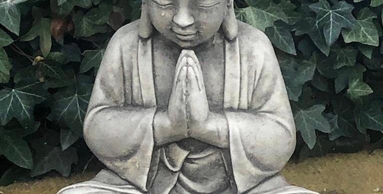 PRAYING BUDDHA NO.8