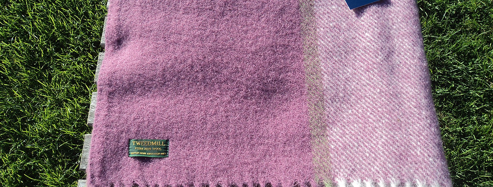 TWEEDMILL BLANKET/THROW