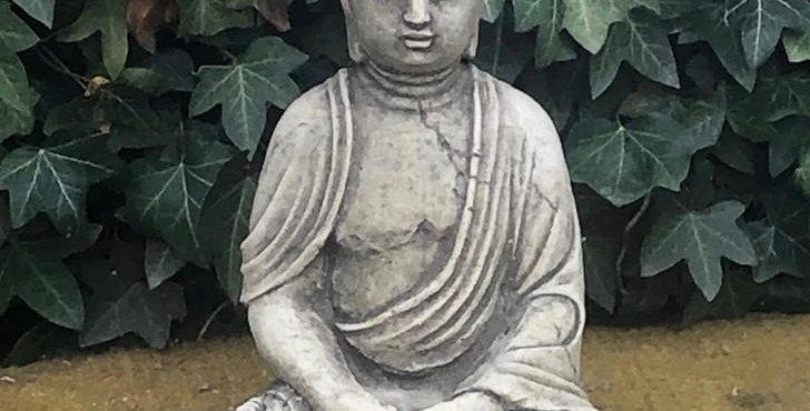 SMALL ANCIENT BUDDHA No.7