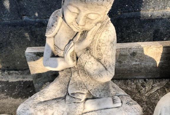 SMALL RESTING BUDDHA NO.7
