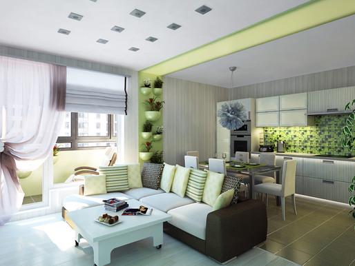 Спрос на покупку квартир-студий в России увеличился на 43%