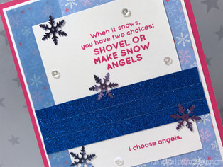 Mojo Monday 478 Contest | Encouragement Card featuring Simon Says Stamp
