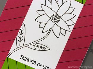 Card Making Basics: Mark Making - Doodling