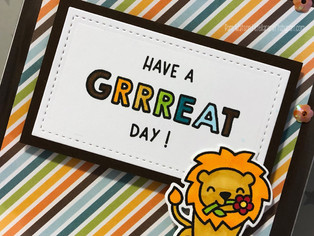 Let's Make a Card... featuring FREE Products included with Lawn Fawn's Summer 2021 Release!