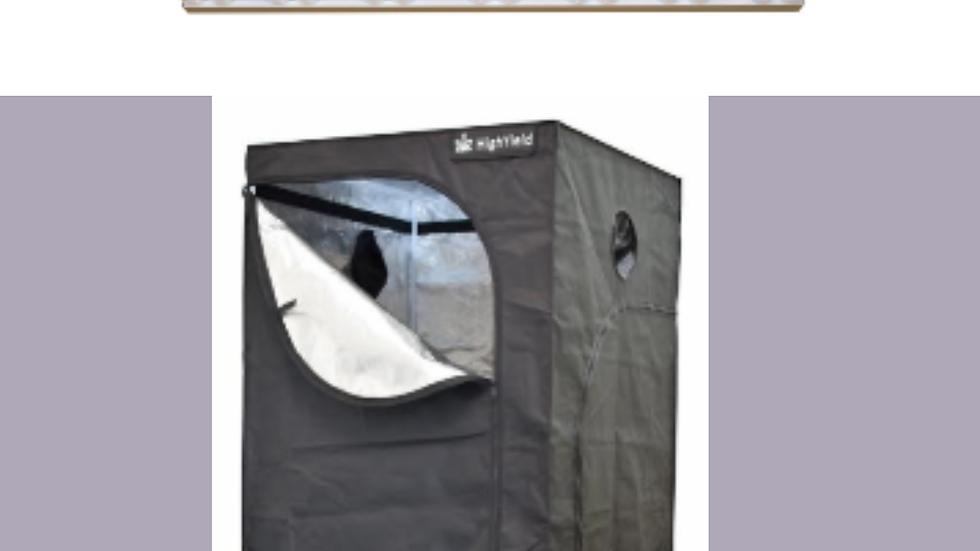 HighYield 3x3 grow tent & 3x3 LED grow light