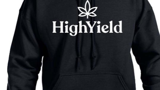 HighYield black hoodie
