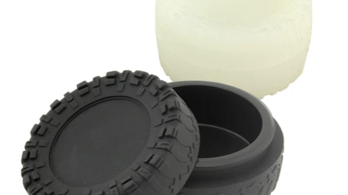 23ml silicone container