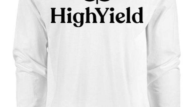HighYield long sleeve white