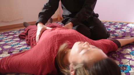 突然の腰痛への整体