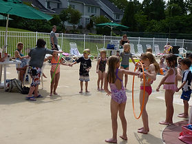 Friendly Acres pool games