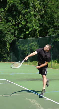 Friendly Acres Tennis Courts
